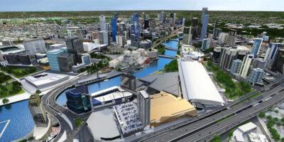 Palans VERLINDE en vedette au Parc des Expositions et Centre de Congrès de Melbourne