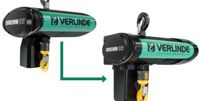 Eurochain VR12 phase 2 de Verlinde