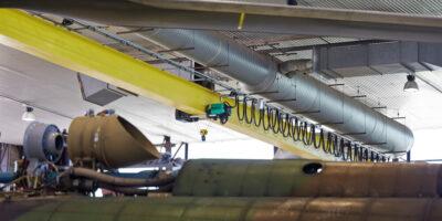 Maintenance et entretien des hélicoptères Puma